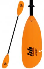 Bending Branches Slice Angler Fishing Kayak Paddle